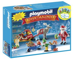 Olaymobil advent calendar