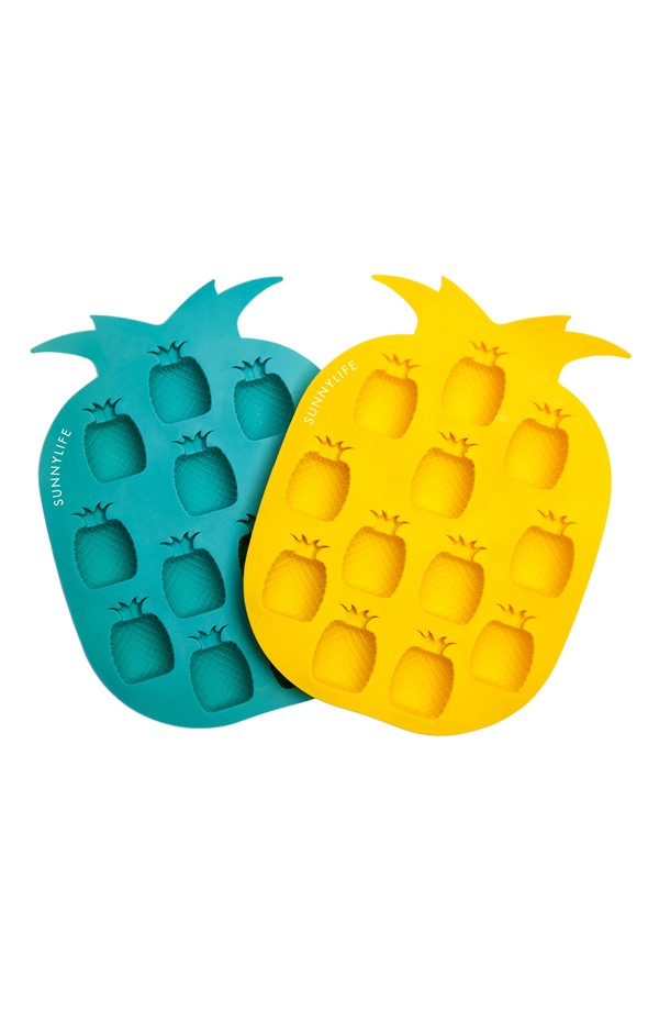 4.Sunnylife Pineapple Ice Cubes