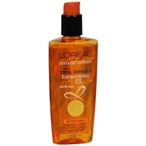 7. Loreal Total Repair 5 Extraordinary Oil